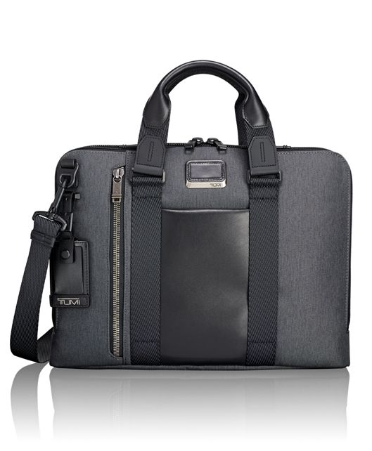 Aviano Slim Brief in Anthracite