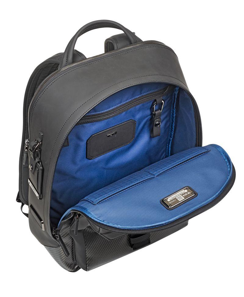 Carbon Fiber Morley Backpack