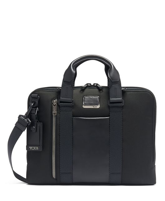 Black Aviano Slim Brief