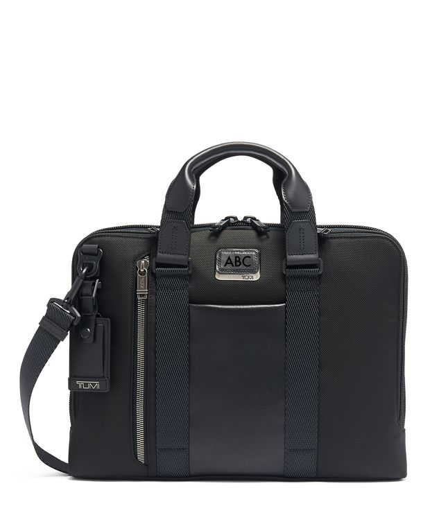 Aviano Slim Brief in Black