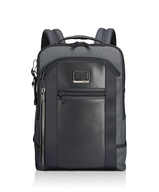 Davis Backpack in Anthracite