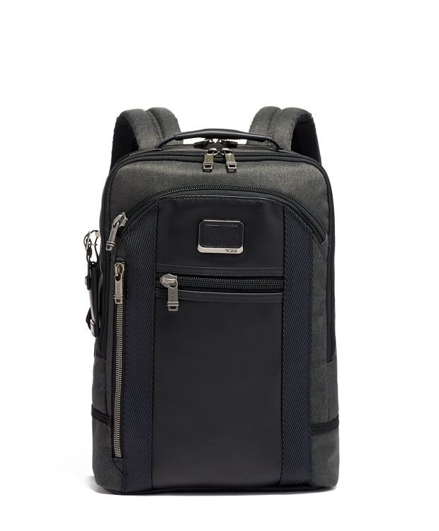 Davis Backpack in Graphite