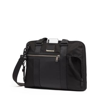 CHARLESTON COMPACT BRIEF Black - medium | Tumi Thailand