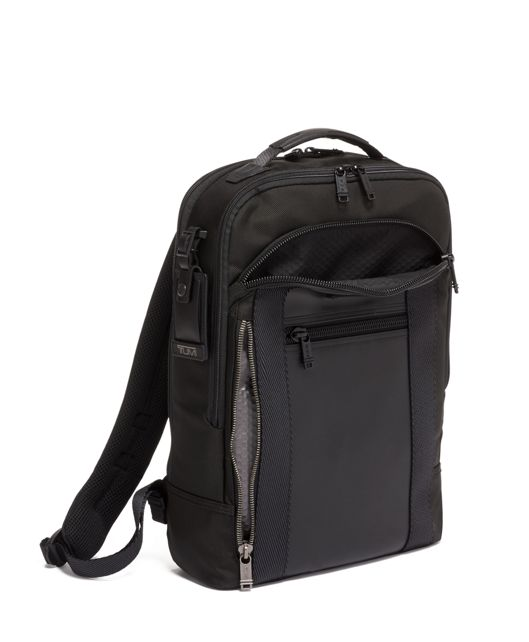 DAVIS BACKPACK Black - large | Tumi Thailand
