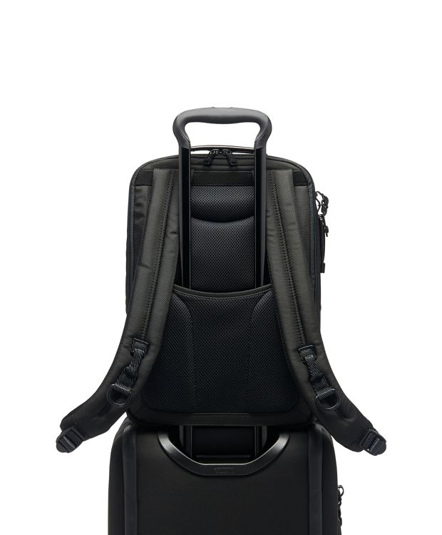 Black Davis Backpack
