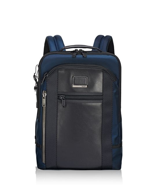 Davis Backpack in Navy