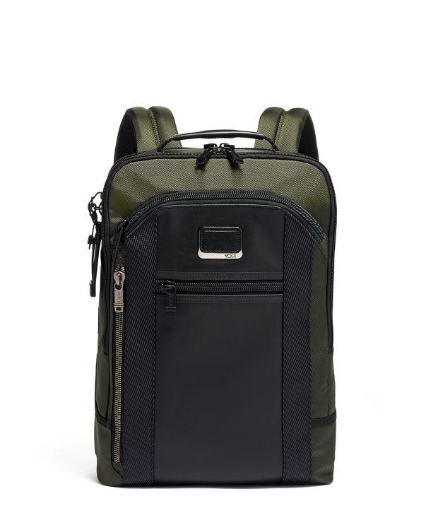 Davis Backpack in Algae