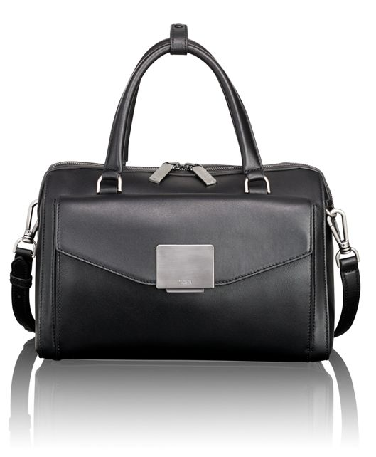 Aria Satchel in Black