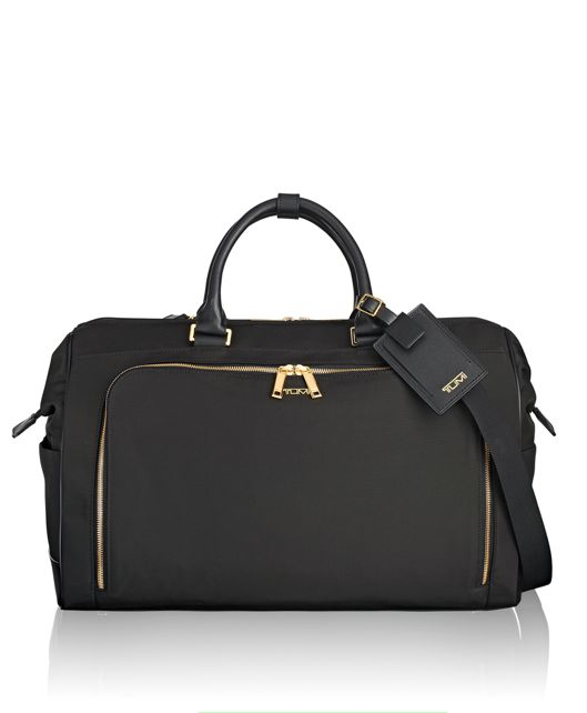 Annandale Duffel in Black