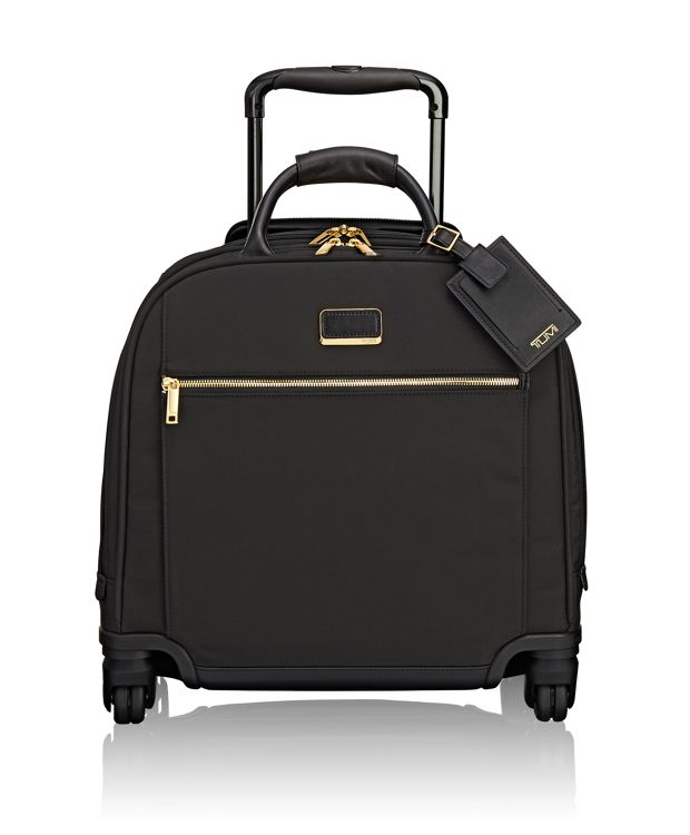 Simone Compact Carry-On in Black
