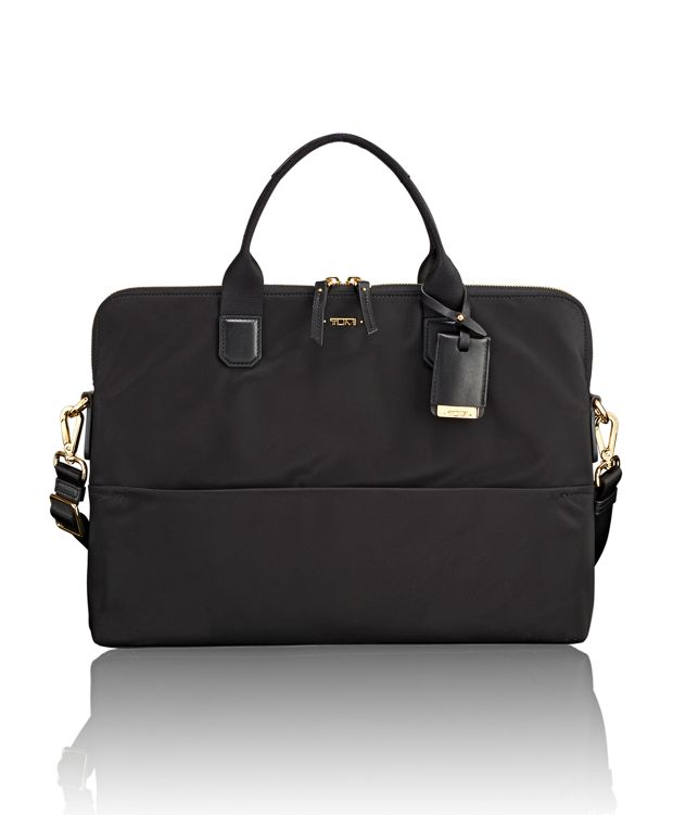 Tina Laptop Carrier in Black