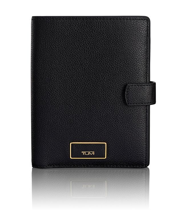 Passport Case in Black