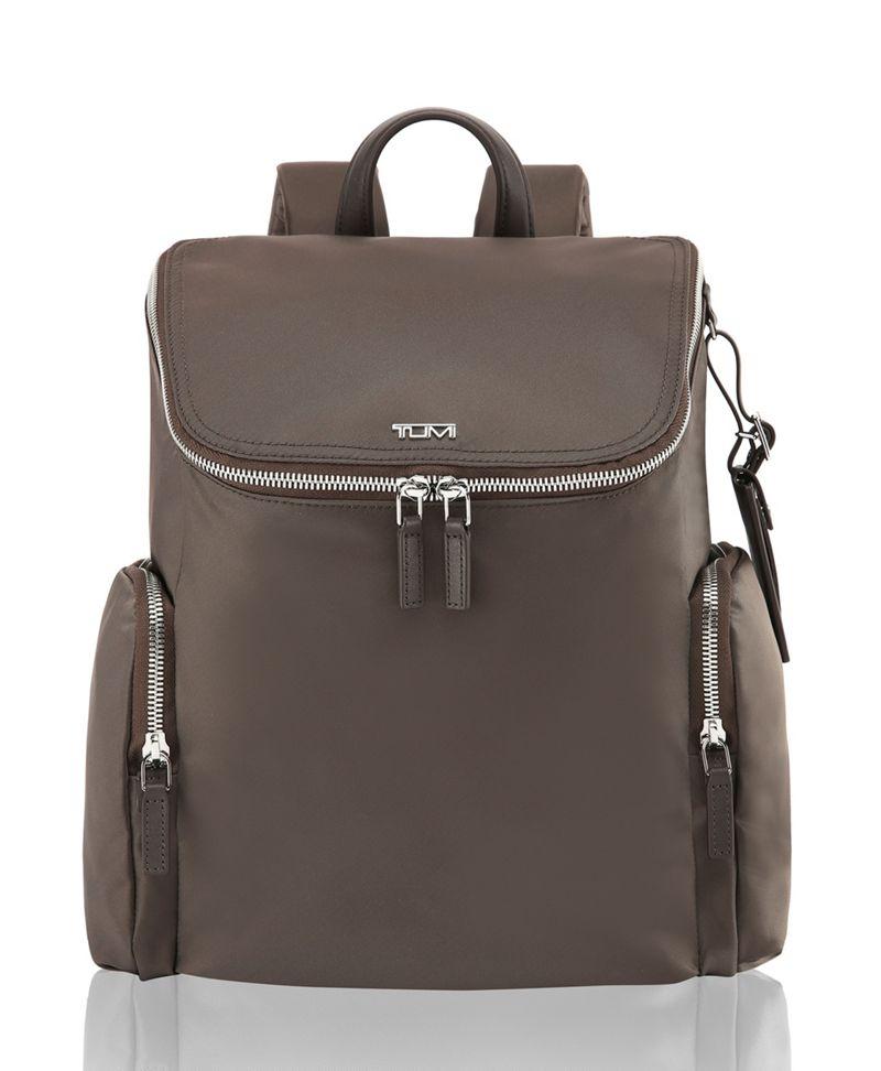 Lexa Zip Flap Backpack