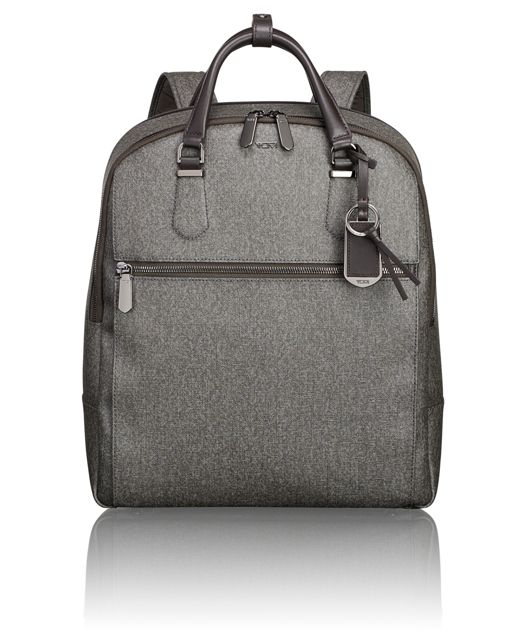 Orion Backpack in Earl Grey