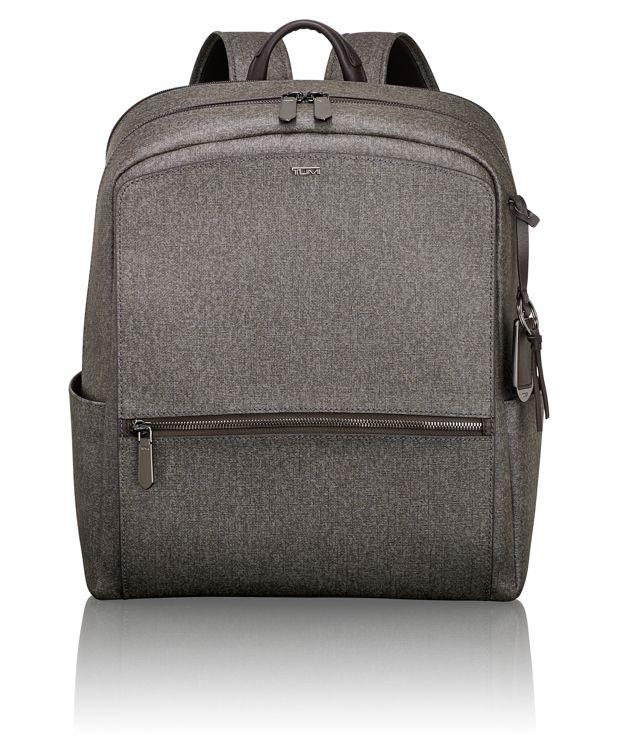 Becca Backpack in Earl Grey