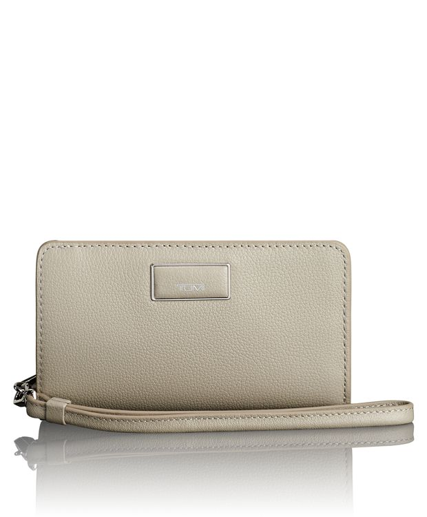 French Purse in Grey