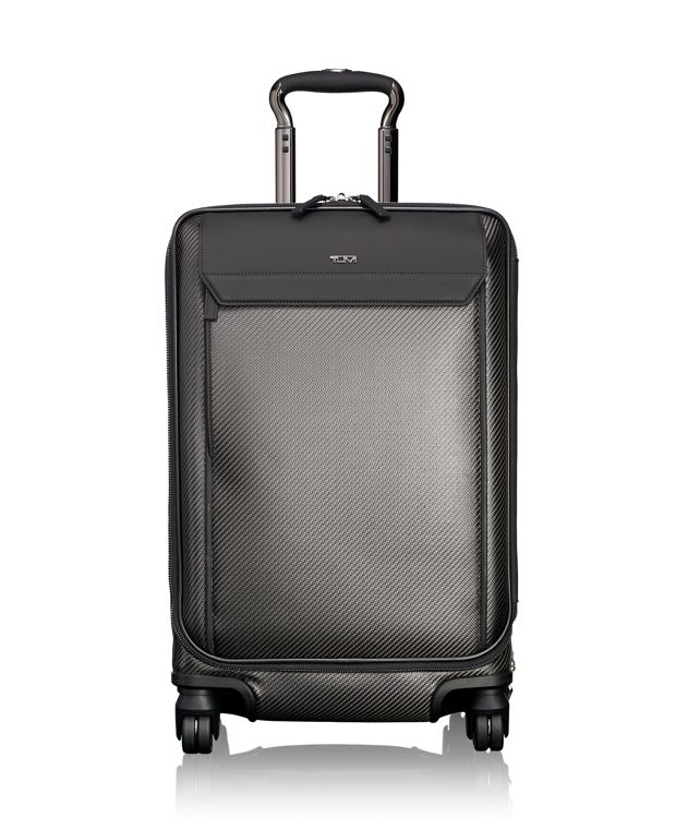 Carbon Fiber Eastwood International Expandable Carry-On in Carbon
