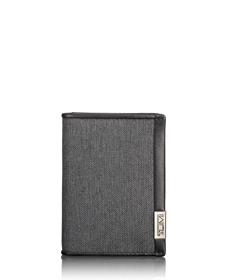 TUMI ID Lock™ Gusseted Card Case - Alpha - Tumi United States