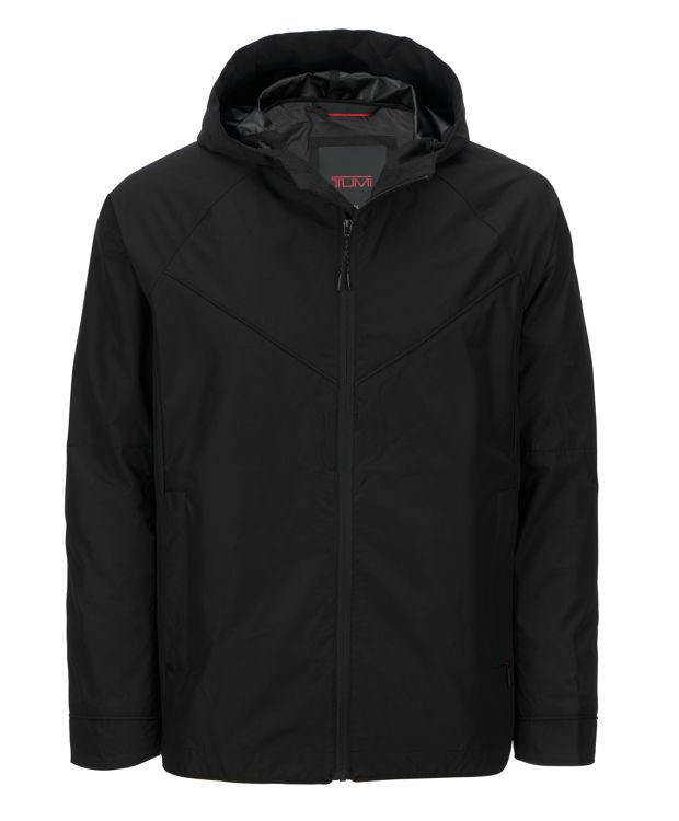 Pax Men's Windbreaker in Black