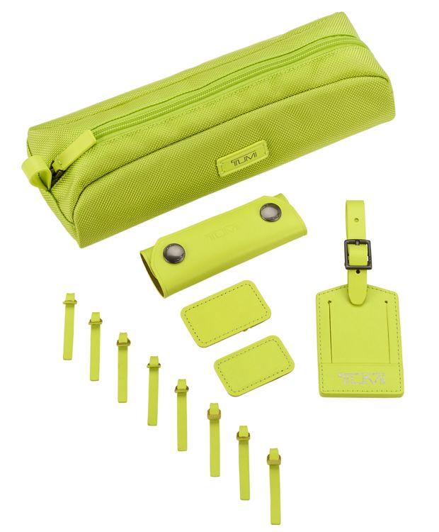 TUMI Accents Kit in Citron