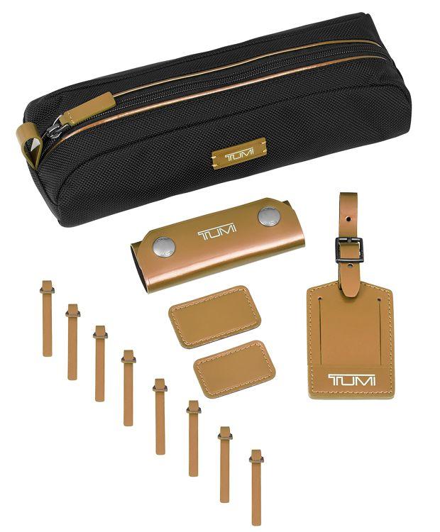 TUMI Accents Kit in Metallic Bronze