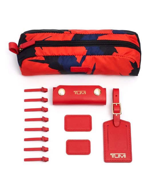TUMI Accents Kit in Congo Bright Print