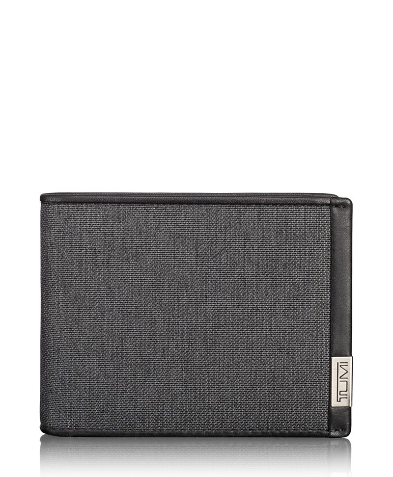 TUMI ID Lock™ Global Wallet with Coin Wallet