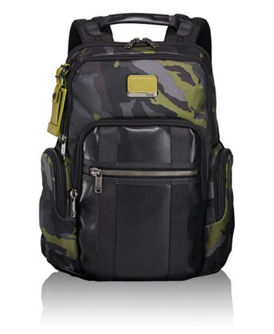 c7ac23599 Nellis Backpack - Alpha Bravo - Tumi Canada - Green Camo