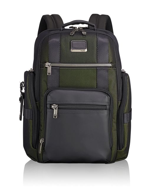 Sheppard Deluxe Brief Pack® in Reflective Tundra
