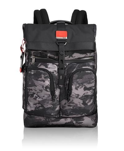 34b31b4bdaa London Roll Top Backpack - Alpha Bravo - Tumi United States ...