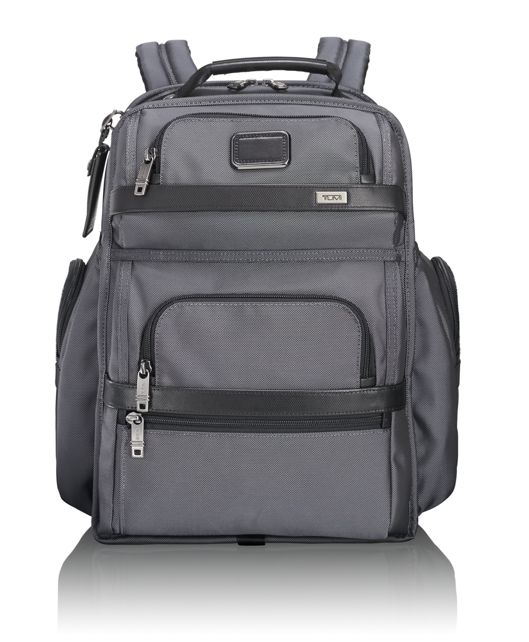 TUMI T-Pass® Business Class Brief Pack® in Pewter