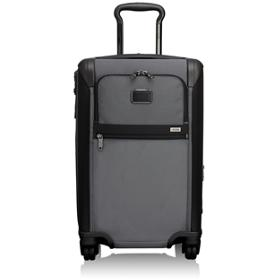 6ba460d7d5e5 International Expandable 4 Wheeled Carry-On in Pewter