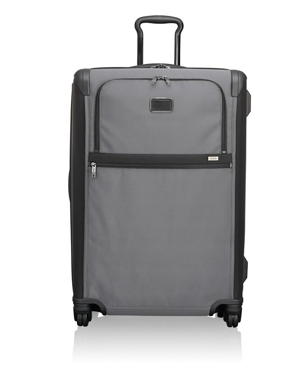 Medium Trip Expandable 4 Wheeled Packing Case in Pewter