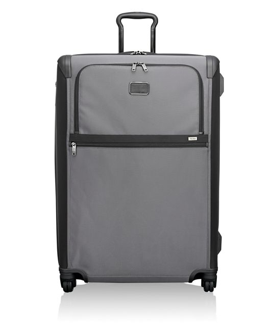Extended Trip Expandable 4 Wheeled Packing Case in Pewter