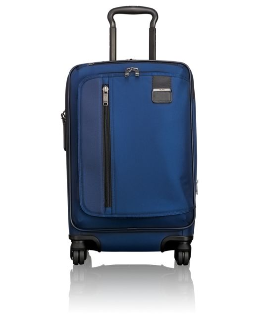 International Expandable Carry-On in Ocean Blue