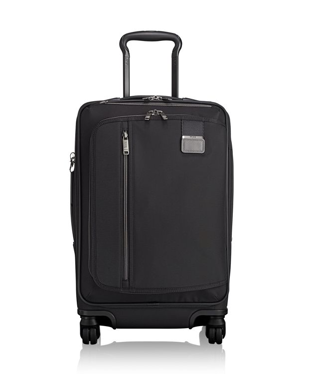 International Expandable Carry-On in Black Contrast