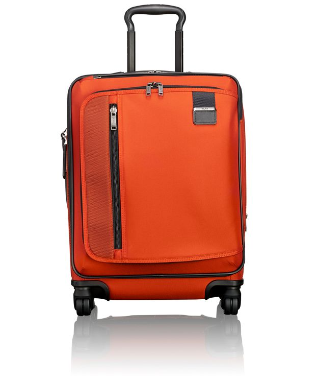 Continental Expandable Carry-On in Sunset Red