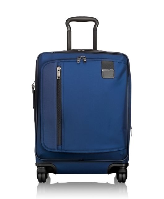 Continental Expandable Carry-On in Ocean Blue