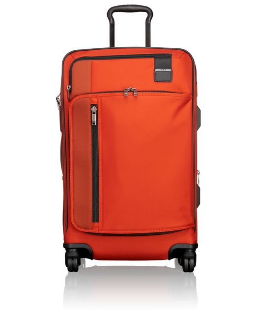 Short Trip Expandable Packing Case in Sunset Red