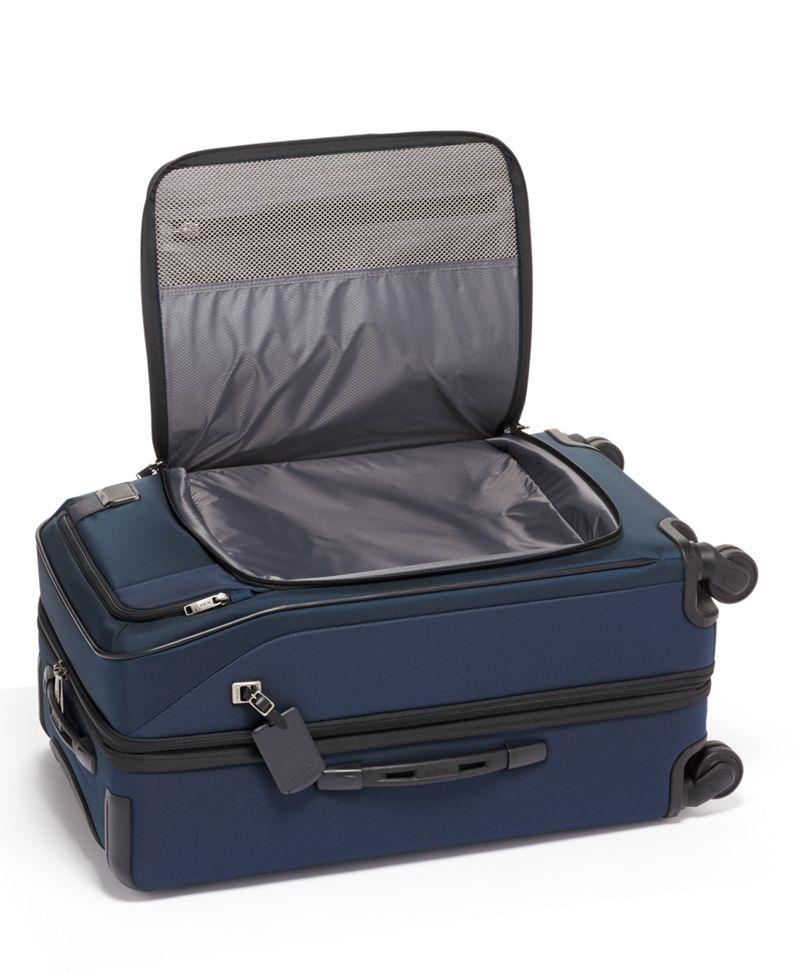 可擴充短途寄艙行李箱