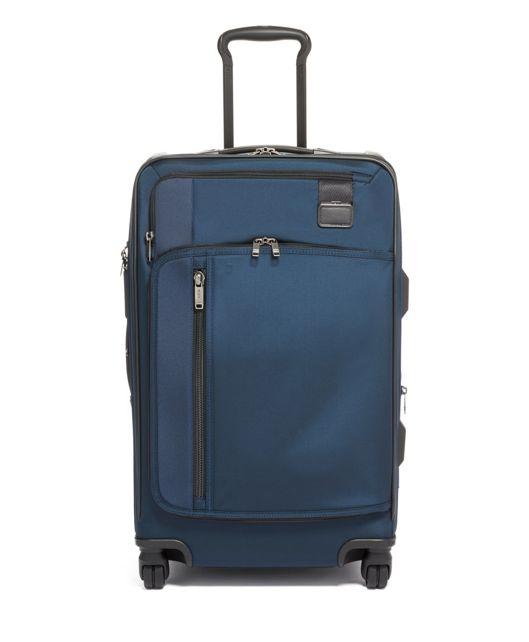 可擴充短途寄艙行李箱 in 海軍藍