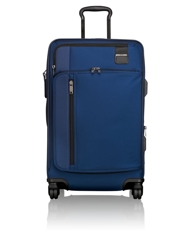 Short Trip Expandable Packing Case in Ocean Blue