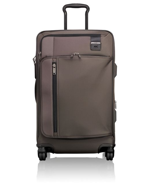 Short Trip Expandable Packing Case in Coffee