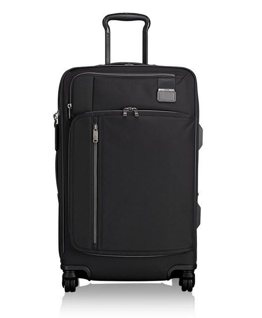 Short Trip Expandable Packing Case in Black Contrast