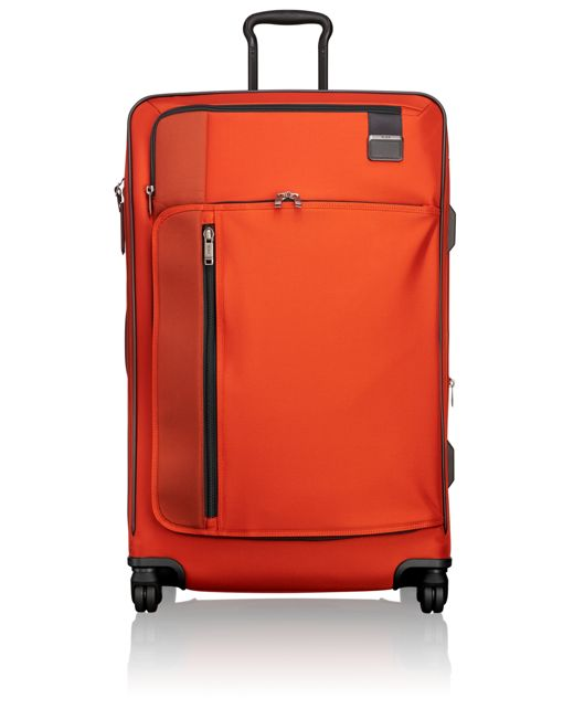Extended Trip Expandable Packing Case in Sunset Red