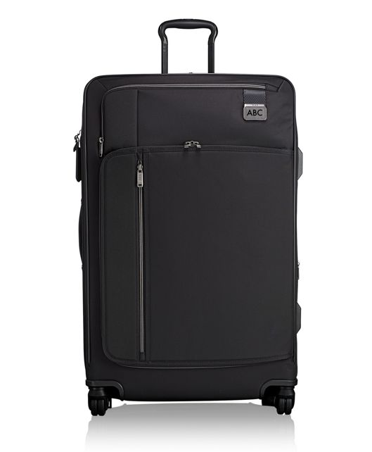 Extended Trip Expandable Packing Case in Black Contrast