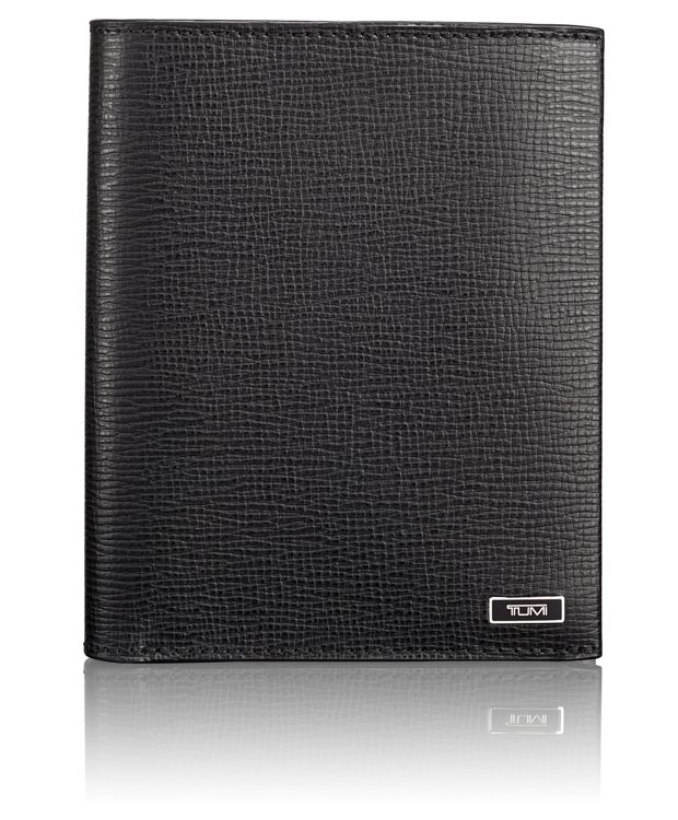 TUMI ID Lock™ Passport Case in Black