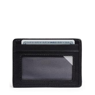 SLIM CARD CASE Grey - medium | Tumi Thailand