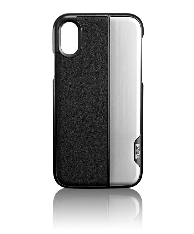 Horizontal Slider iPhone X in Black/Silver