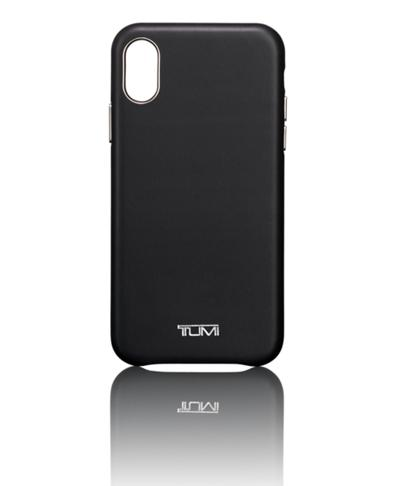 6bbca5e89 Leather Wrap Case iPhone X - Mobile Accessory - Tumi United States ...